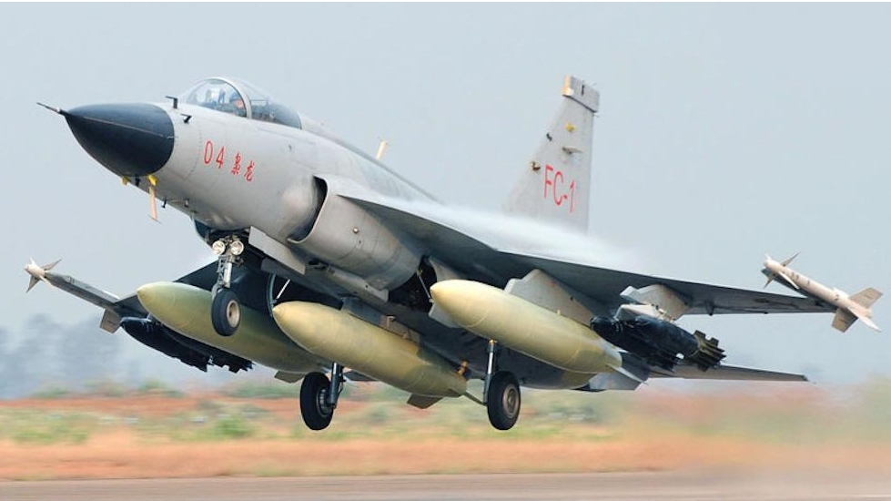 Like The Tejas FC 1 Xiaolong Was Intended As A Low Cost Fighter And Jointly Developed By China Pakistan Although Extent Of Latters