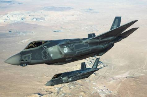 USAF Plans for Radical F-35 Upgrade Reveal Obsolescence